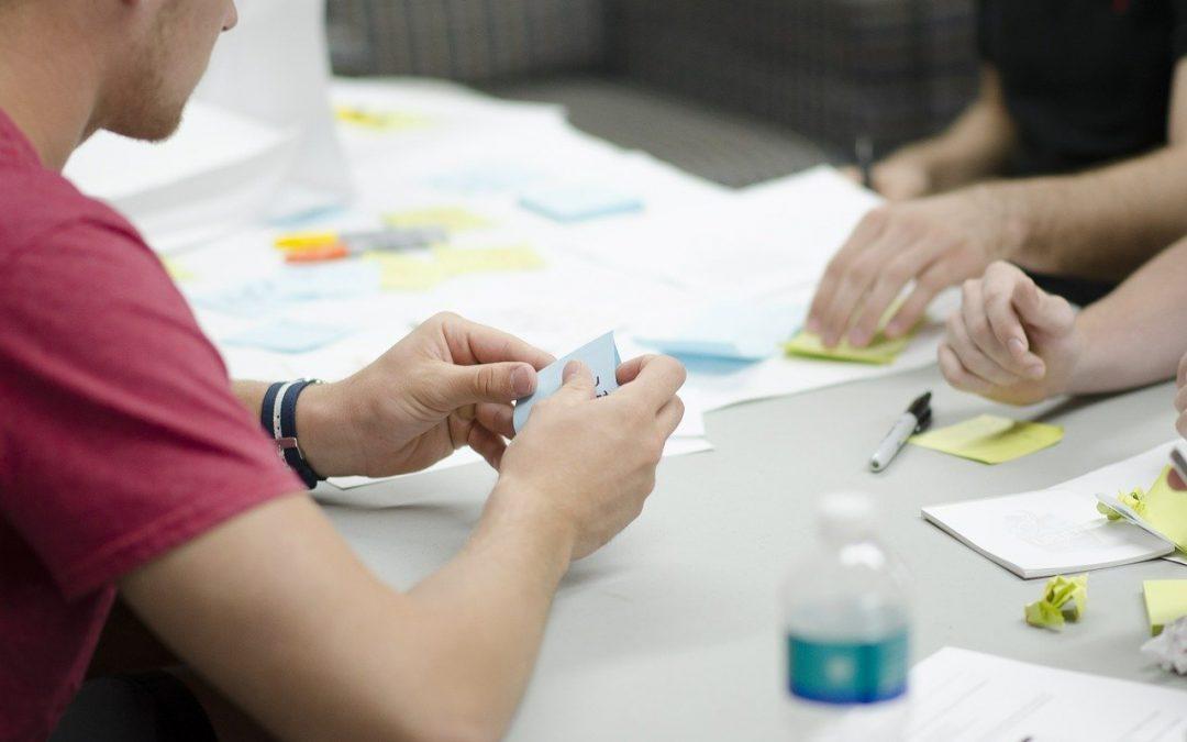 La importancia de delegar y crear grupos de intraemprendimiento